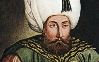 Причина смерти Султана Сулеймана