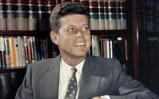 Причина смерти Джон Кеннеди