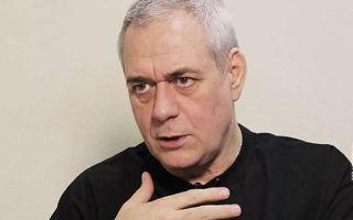 Причина смерти Сергея Доренко