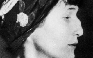 Причина смерти Анны Ахматовой