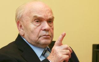 Причина смерти Владимир Шаинского