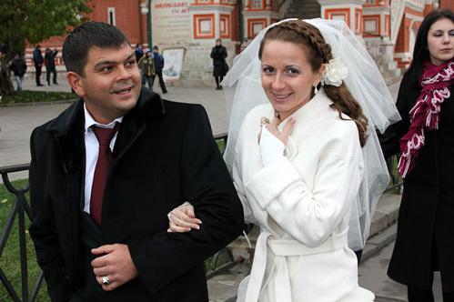 Свадьба с Виталиной