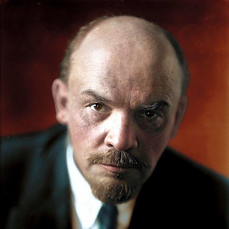 Ильич Ленин