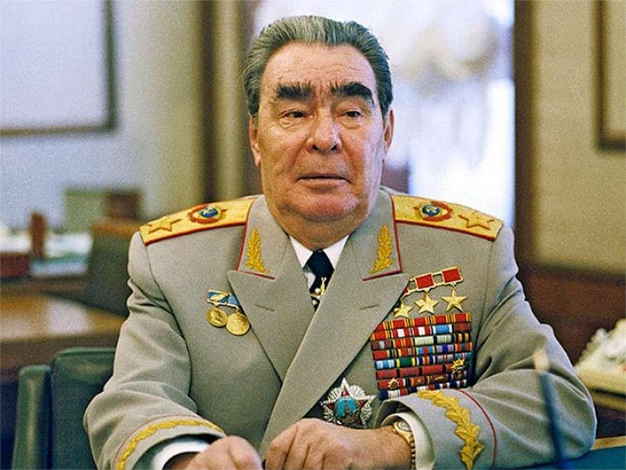 первый секретарь ЦК КПСС