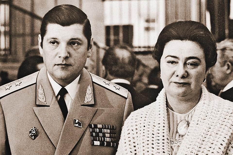 Юрий Чурбанов