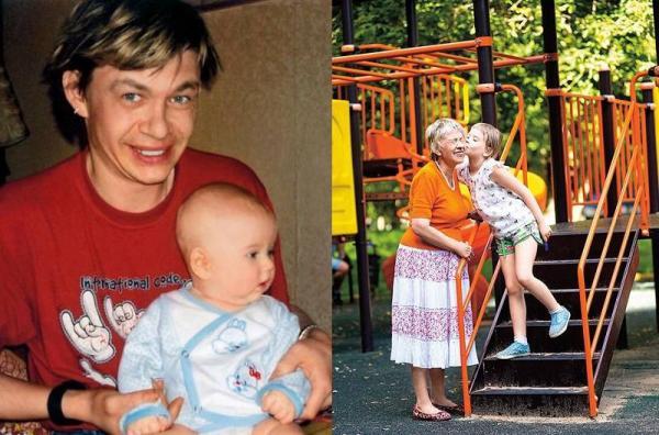 сын Дмитрий