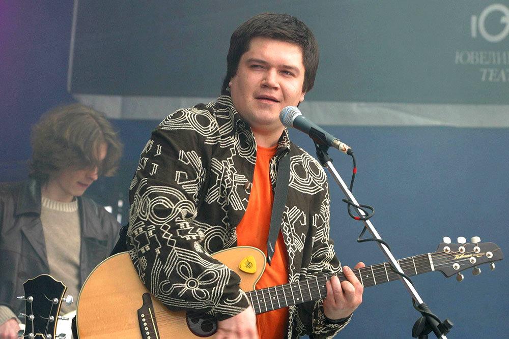 Илья Калинников